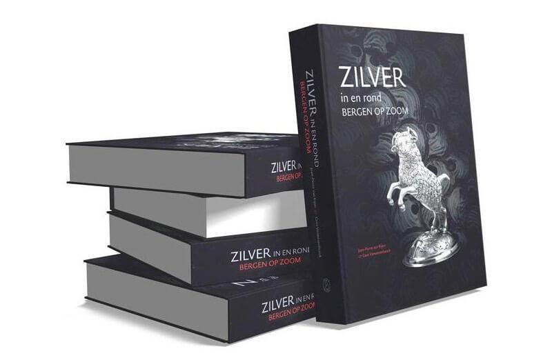 Boek Zilver in en rond Bergen op Zoom | media58