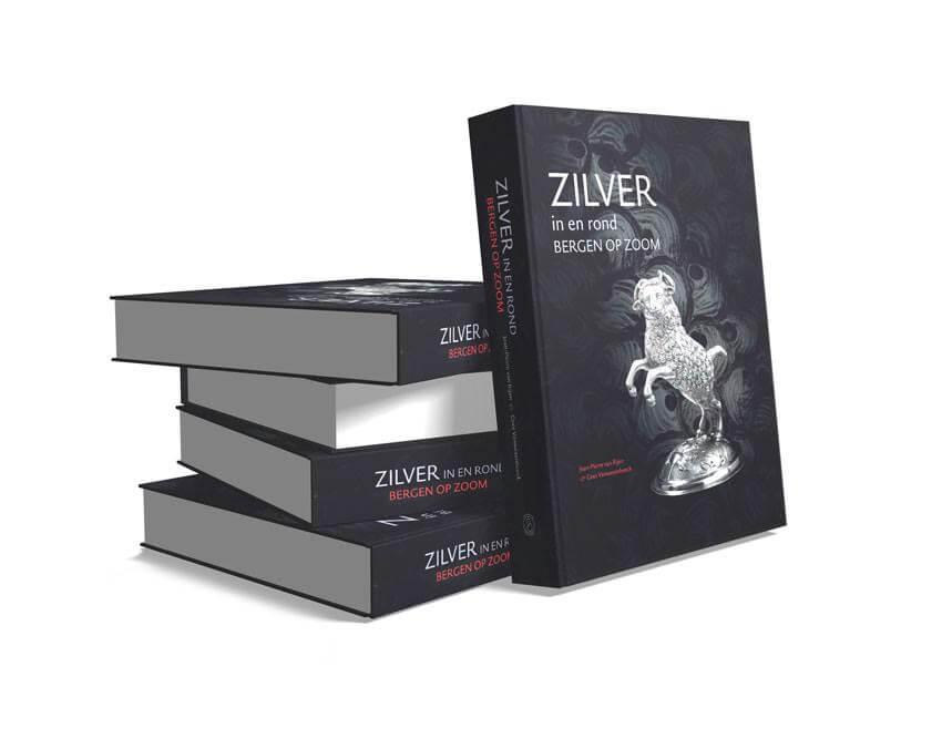 Boek. Zilver in en rond Bergen op Zoom | media58