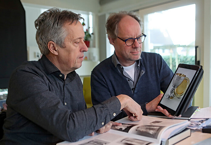 Concept: Zilver in en rond Bergen op Zoom | media58