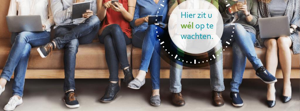 Wachtkamer App Dokter Dichtbij horizontaal | media58